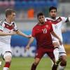 البرتغال تواجه السويد في نهائي بطولة أوروبا تحت 21 عاما