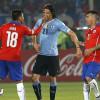 تخفيض عقوبة إيقاف خارا مدافع تشيلي إلى مباراتين