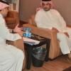 """بالصور : رئيس الهلال يجتمع بمسئولي """" صلة الرياضية """""""