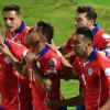 ثنائية فارجاس تطيح ببيرو وتقود تشيلي للنهائي