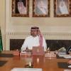 الرئيس العام يستقبل رئيس لجنة الاعلام الرياضي و اعضاؤها