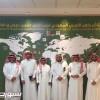 النويصر يجتمع بمدير المؤسسة الخيرية للعناية بمساجد الطرق