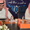 بالصور : نائب رئيس الهلال يفتتح المسابقة السنوية لحفظ و تجويد القرآن الكريم
