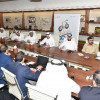 اللجنة المنظمة لطواف دبي تستعرض مسارات مراحل النسخة الثالثة
