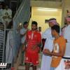 الرائد يعلن إقتراب عودة التونسي الدراجي