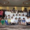 مركز جمباز الرياض يستضيف ايتام جمعية انسان