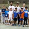 اخضر التنس يقيم معسكراً اعدادياً للعربية
