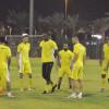 الخيبري يشارك في تدريبات نجران استعداداً لمواجهة فريقه السابق