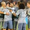 ريال مدريد يتوج بكأس الأبطال الدولية برباعية أمام السيتي