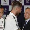 راموس وبيبي تحديات رئيس ريال مدريد في الصين
