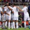 ريال مدريد يحطم انتر ميلان بثلاثية في الصين