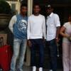 بالصور : جولة حرة للاعبي الاتحاد في ميلانو الايطالية