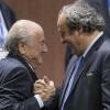 بلاتيني يعلن ترشحه لرئاسة الفيفا خلال أيام