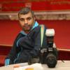 المصور آل سعيد يتلقى دعوة لتغطية كأس العالم من الإتحاد القطري