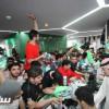 بالصور : متجر الأهلي يشهد إقبال كبير في أول أيام بيع الأطقم الجديدة