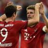 بايرن ميونيخ يقهر ميلان بثلاثية ويواجه ريال مدريد في نهائي كأس أودي