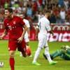 بايرن ميونخ يتغلب على ريال مدريد ويتوج بطلا لكأس أودي