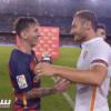 برشلونة يكتسح روما ويحقق كأس خوان غامبر