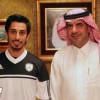 الكويتي حشان رسميّا في الشباب
