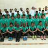 بعثة أخضر الناشئين لكرة القدم تغادر إلى قطر للمشاركة في البطولة الخليجية