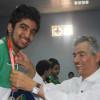 16 ميدالية لبراعم أخضر المبارزة في دولية الاردن