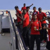 الوحدة يغادر الى الرياض ودعم شرفي قبل لقاء الهلال