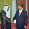 الرئيس الصيني يستقبل الشيخ احمد الفهد والاسرة الاولمبية