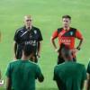 غروس يطالب لاعبي الاهلي بتلافي الاخطاء أمام الخليج