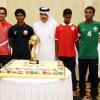 أخضر الناشئين على بعد خطوة من النهائي يواجه الأزرق الكويتي