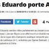 ليكيب الفرنسية : البرازيلي كارلوس ادواردو يتأقلم بسرعة مع الهلال السعودي