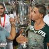 """الجزائري بو نجاح يقود النجم ب """"هاتريك """" للفوز بكاس تونس وينال بطاقة حمراء!!"""