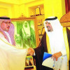 رئيس التعاون يشكر أمير القصيم على دعمه لأندية المنطقة
