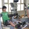 بعثة منتخب الشباب تصل الدوحة إستعداداً للخليجية
