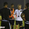بالصور : الاتحاد يؤدي اول حصة تدريبية في معسكر ابو ظبي