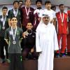 السباحون السعوديون يتألقون في الخليجية بـ 17 ميدالية جديدة