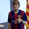 نجم برشلونة الشاب:سنندم بسبب لاعب ريال مدريد الجديد