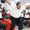أخضر البولينج يخوض اولى منافسات الزوجي في البطولة العربية