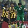 تصفيات أمم آسيا المؤهلة لمونديال 2018 : الأخضر في الجوهرة يستدرج ماليزيا لمواصلة الصدارة