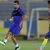 بالصور : مناورة كروية في النصر بمشاركة ميقا و يونس وسبعة من لاعبي الشباب