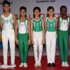 5 لاعبين يمثلون أخضر الجمباز في تركيا