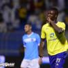 لجنة الانضباط توقف محترف النصر مايقا مباراة واحدة وتغرمه 40 ألف ريال