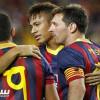 نيمار:لا يمكن ايقاف برشلونة بسبب ميسي