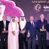 يزيد الراجحي في قائمة رواد العمل التطوعي بالوطن العربي