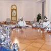 امير دولة قطر يتراس اجتماع لجنة مونديال 2022