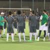 المنتخب الاولمبي يتدرب على فترتين ضمن معسكر الدوحة