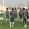 المنتخب الاولمبي يستعد لبطولة غرب آسيا في الدوحة