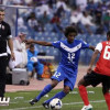"""بالفيديو : الزعيم وأهلي الإمارات ،، رأس برأس والبادي """" أحمر """""""