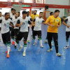 اخضر الصالات يفتتح مشواره الآسيوي بملاقاة البحرين