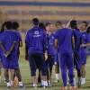 بعثة النصر تغادر الى قطر لإقامة معسكرها الإعدادي