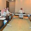 رئيس الهلال يعقد إجتماعه الدوري بأعضاء مجلس إدارته